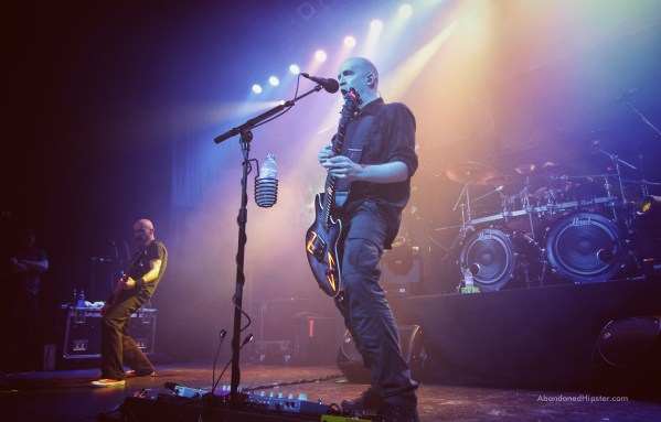 The Devin Townsend Project // photograph by Calum McMillan
