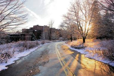 Hudson River State Hospital - Abandoned Hudson Valley