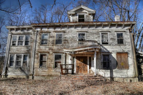 Abandoned House in Wingdale, NY