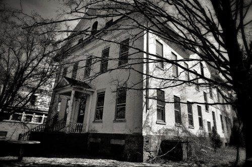 Dutchess Infirmary, Town of Washington, NY Photo by Liz Cooke