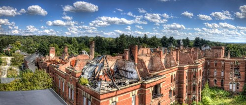 Abandoned Hudson Valley - Hudson River State Hospital