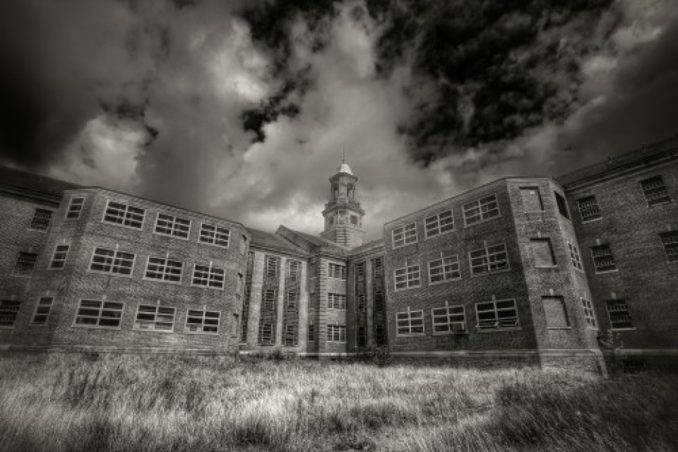 Fairfield State Hospital -  Photo by Liz Cooke