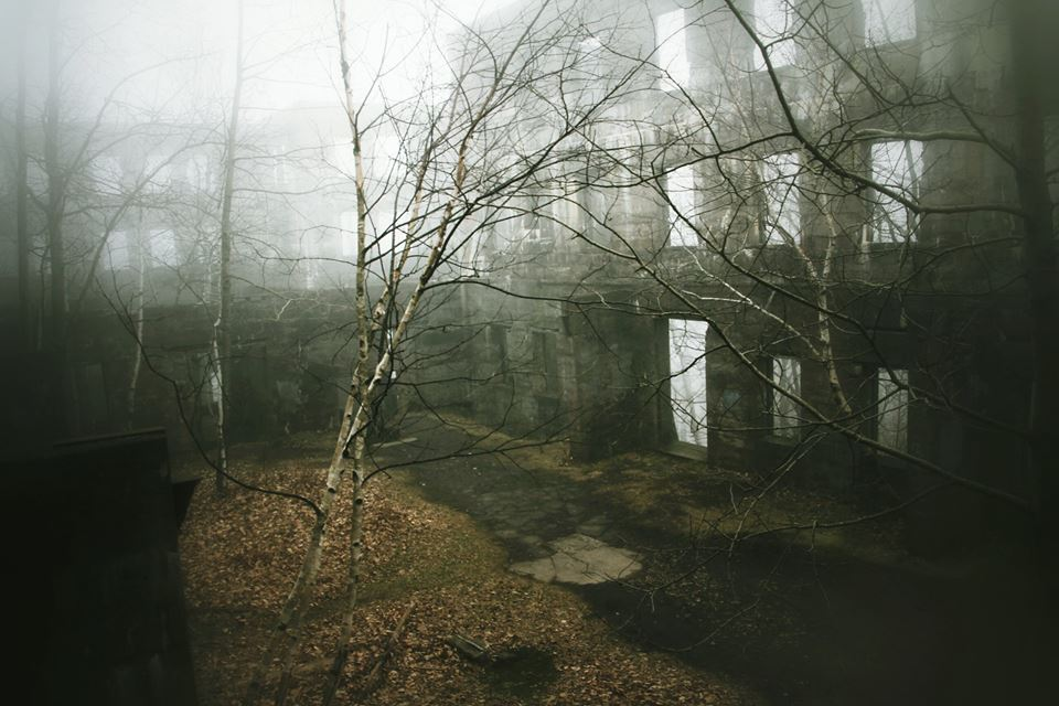 Overlook Mountain House, Woodstock NY  Photo by Forsaken Photography