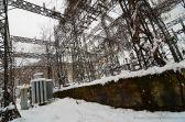 Abandoned Electrical Substation