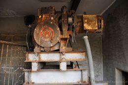 Old Elevator Motor
