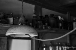 Lamp Over The Counter