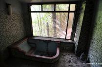 Abandoned Ryokan Bath