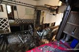 Collapsed Hotel Lobby