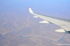 DPRK From A Plane