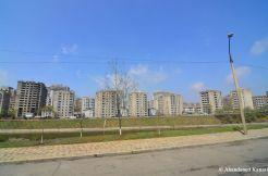 Low-Rise Apartment Buildings In Pyongyang