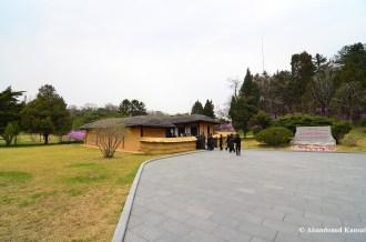 Mangyongdae Native House