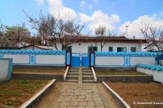 North Korean Farm House