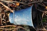 Abandoned Outdoor Speaker