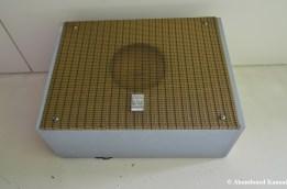 Abandoned Speaker
