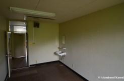 Empty University Room