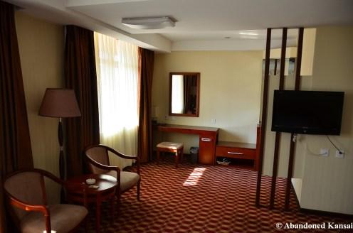 Ryugyong Hotel Room