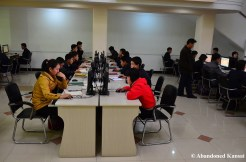 Students In North Korea Using PCs