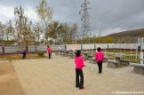 Badminton In North Korea