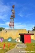 Radio Relay Tower