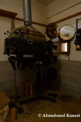 Abandoned Japanese Cinema