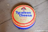 Tyrolean Cheese Box