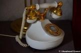 Abandoned Kitschy Telephone