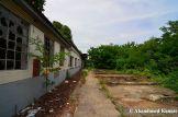 Vandalized Abandoned Place