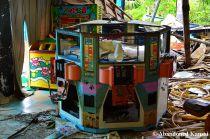 Arcade Machines Fading Away...