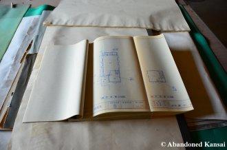 Abandoned Blueprints