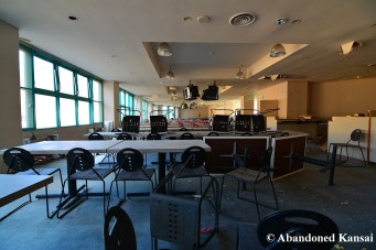 Abandoned Cafeteria