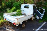 Japanese Blues Mobile - A Suzuki Carry