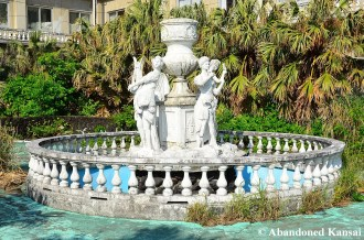 Unmaintained Fountain
