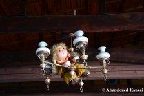 Doll In A Chandelier