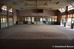 Most Beautiful Abandoned Auditorium
