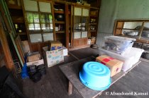 Abandoned School Kitchen