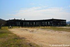 Abandoned Bungamori Railroad Yard