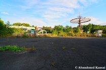 Abandoned Pay-As-You-Go Amusement Park
