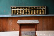 Abandoned Soroban, A Japanese Abacus