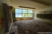 Inside Of An Abandoned School