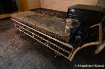 Cremation Gurney