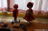 Abandoned Japanese Dolls