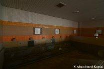 Abandoned Washing Area