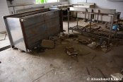 Vandalized Hospital Kitchen