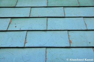 Turquoise Shingles