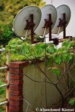 Abandoned Dish Antennas