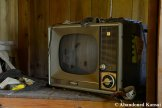 50s Or 60s Toshiba TV