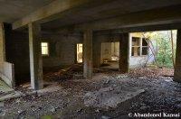 Hospital Construction Ruin