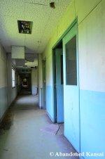 Abandoned Clinic Hallway