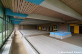Abandoned Indoor Swimming Pool