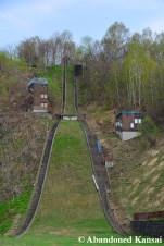 Abandoned Hokkaido Ski-Jumping Hill